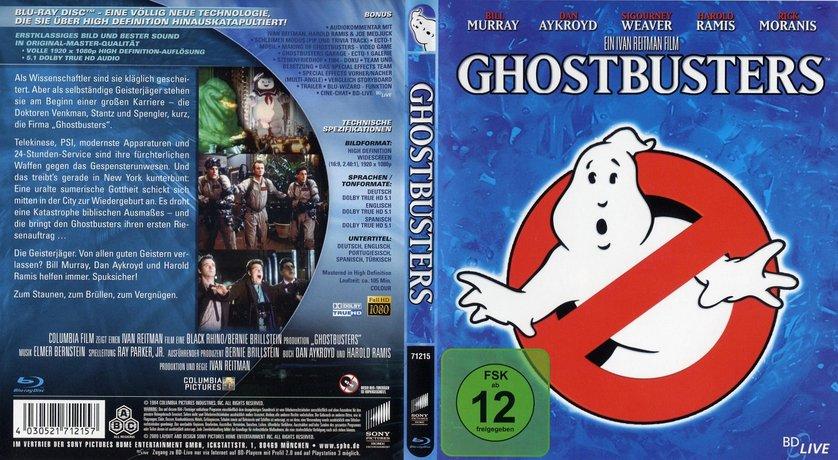 ghostbusters fsk