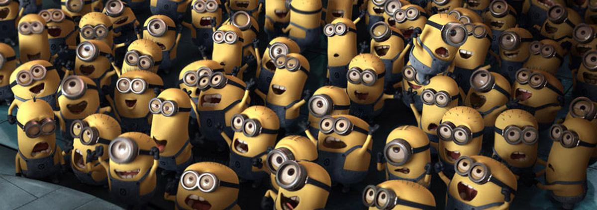 Ein Blick auf die US-Kino-Top-10: Der Sieger der US-Charts ist... einfach unverbesserlich