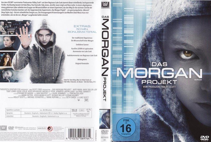 Das Morgan Projekt Stream Deutsch