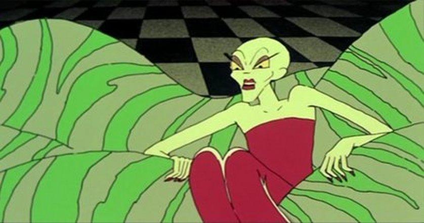 Latina lesbische Orgien