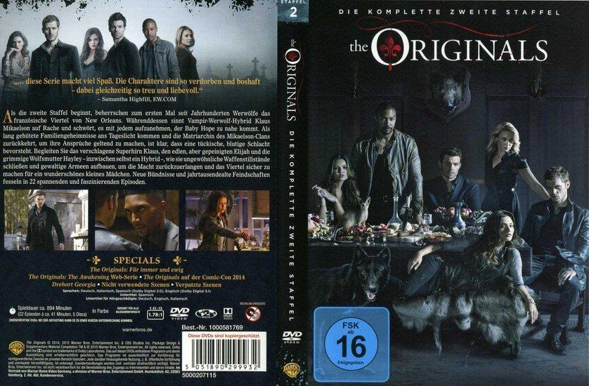 Originals Staffel 2