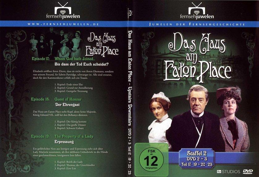 das haus am eaton place dvd
