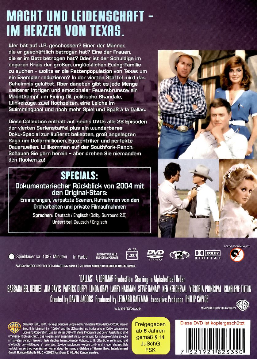 dallas staffel 4