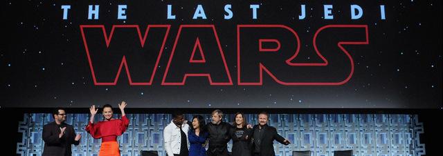 Star Wars - Episode VIII: Trailer-Premiere zu Star Wars VIII - Die letzten Jedi