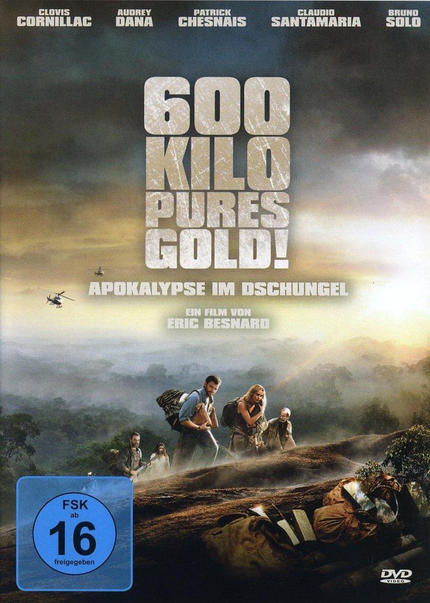 600 Kilo Pures Gold