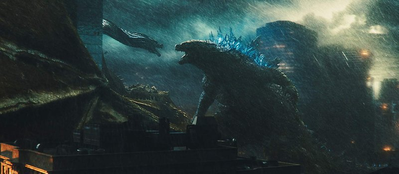 Godzilla 2 - King of the Monsters