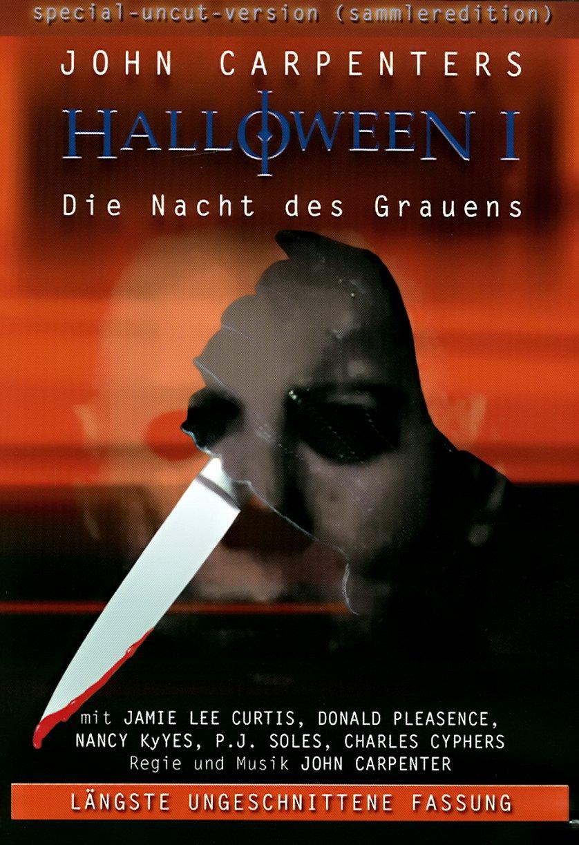Halloween - Die Nacht des Grauens: DVD, Blu-ray oder VoD