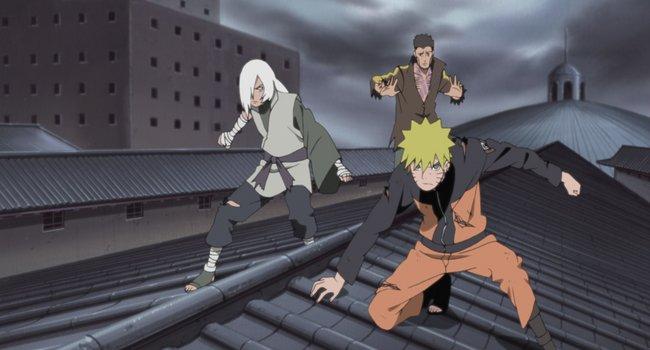 Naruto Shippuden - The Movie 5 - Blood Prison