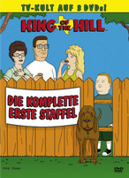 King of the Hill - Staffel 1