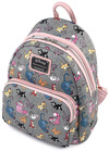 Disney Loungefly - Cats powered by EMP (Mini-Rucksack)