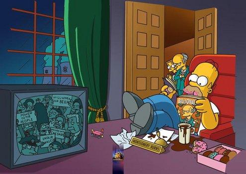 Die Simpsons - Lockere Geschäfte