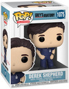 Grey's Anatomy: Die jungen Ärzte Derek Shepherd Vinyl Figur 1075 powered by EMP (Funko Pop!)