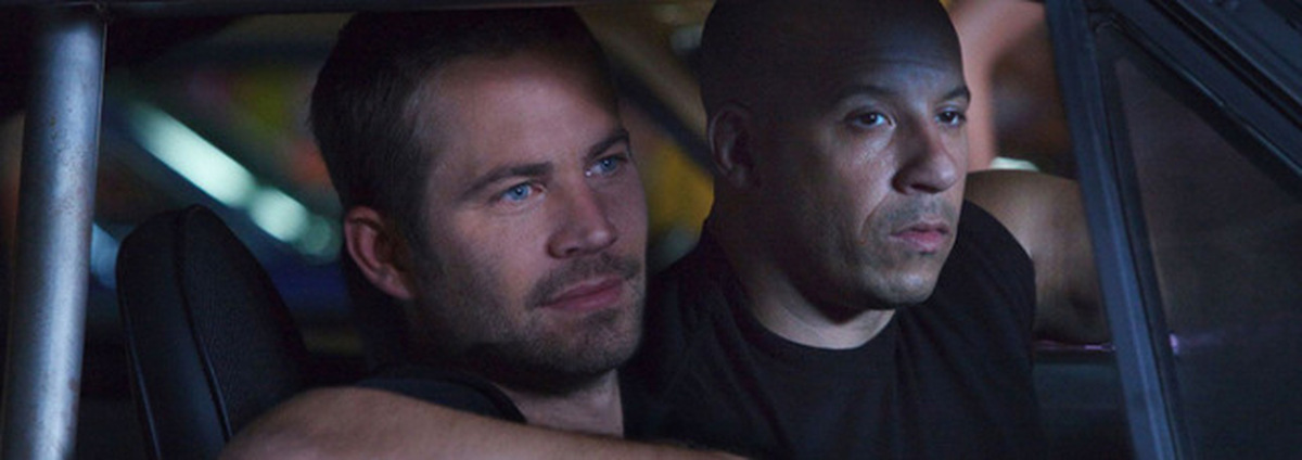 Fast and Furious 7: Paul Walker in 'Fast and Furious 7'