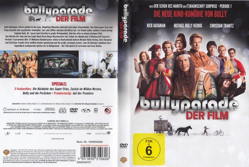 Bullyparade Der Film Dvd