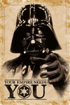 Star Wars Your Empire Needs You powered by EMP (Poster)