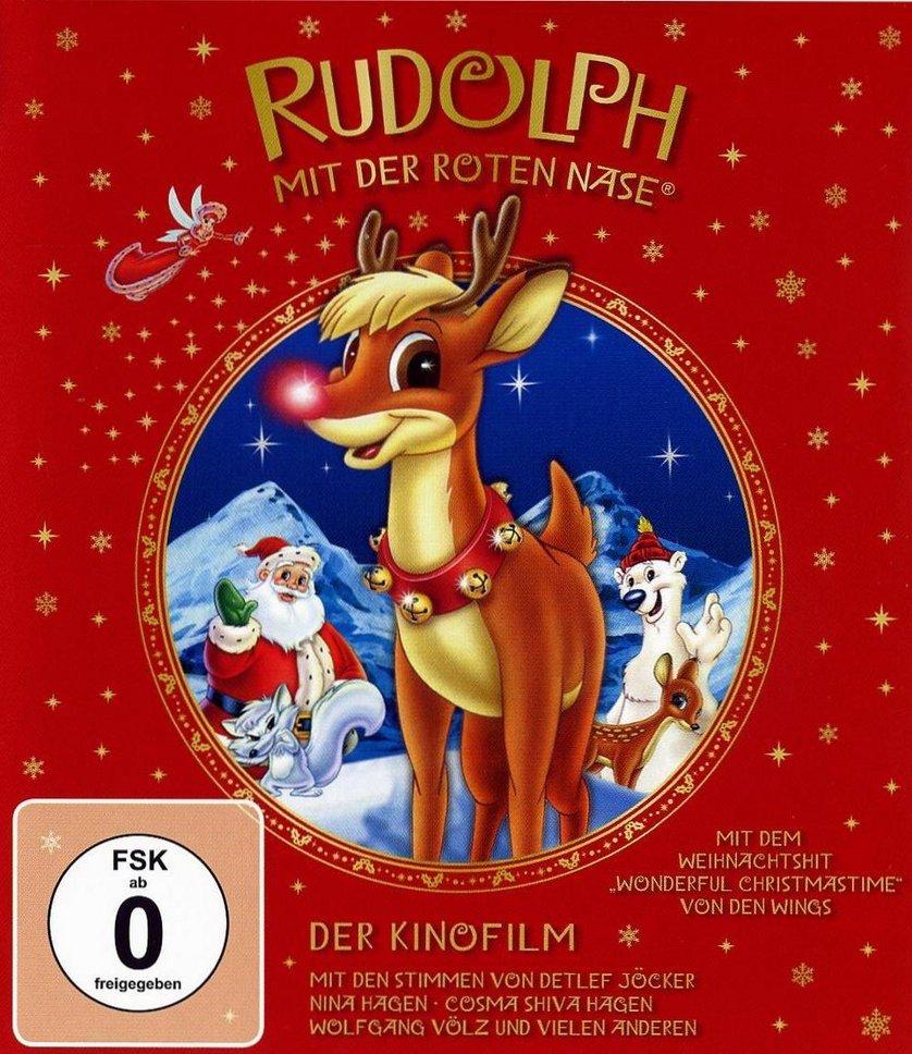 Rudolph Mit Der Roten Nase Geschichte