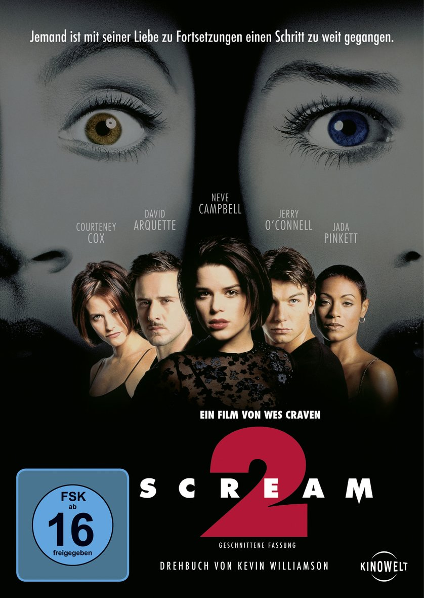 Scream Serie Fsk