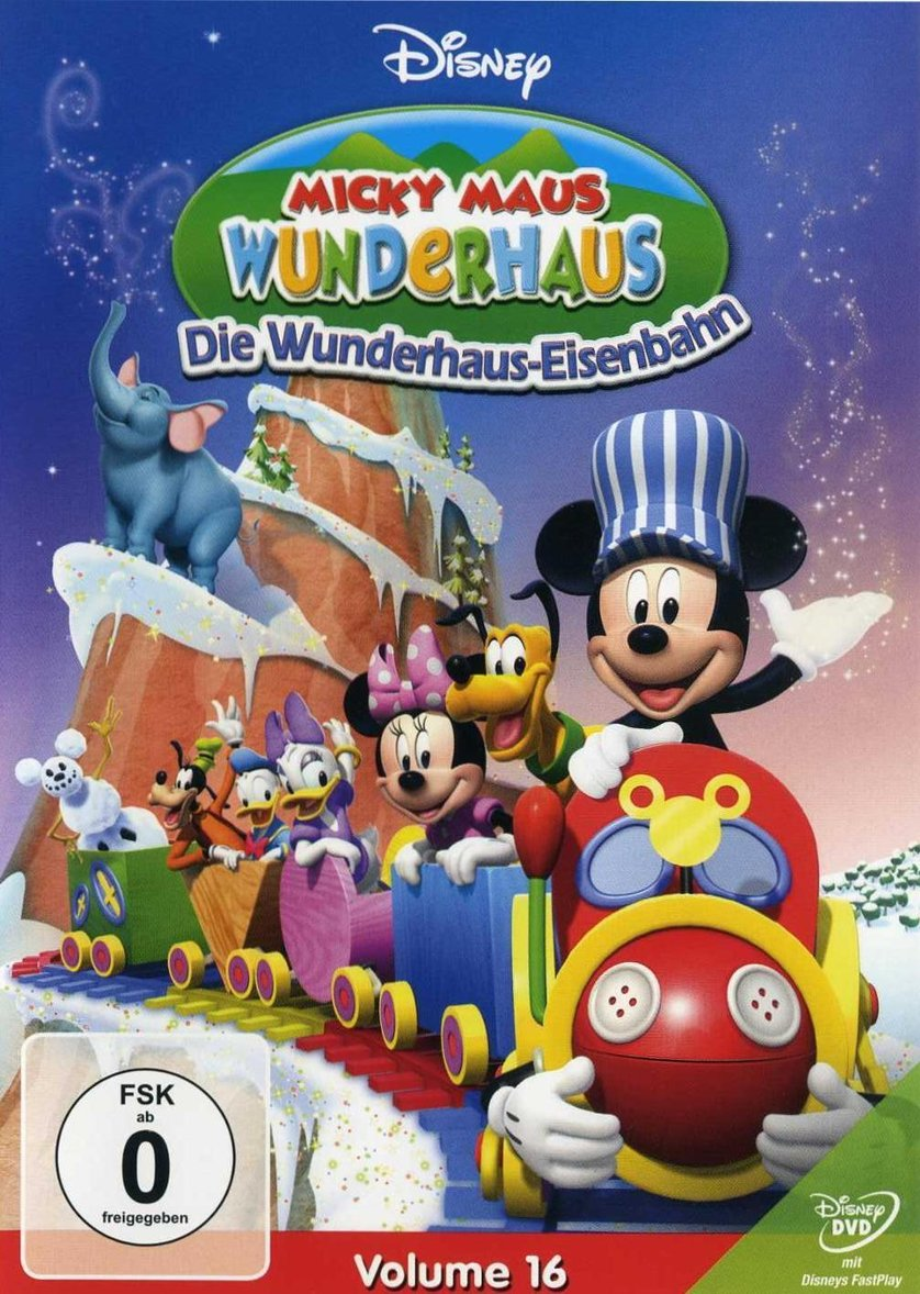 Mickey Mouse Wunderhaus Stream