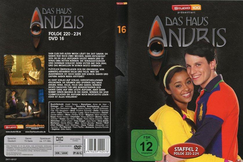 Das Haus Anubis Staffel 2 Dvd Oder Blu Ray Leihen Videobuster De