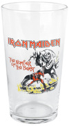 Iron Maiden Number Of The Beast powered by EMP (Pint-Glas)