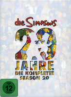 Die Simpsons - Staffel 20