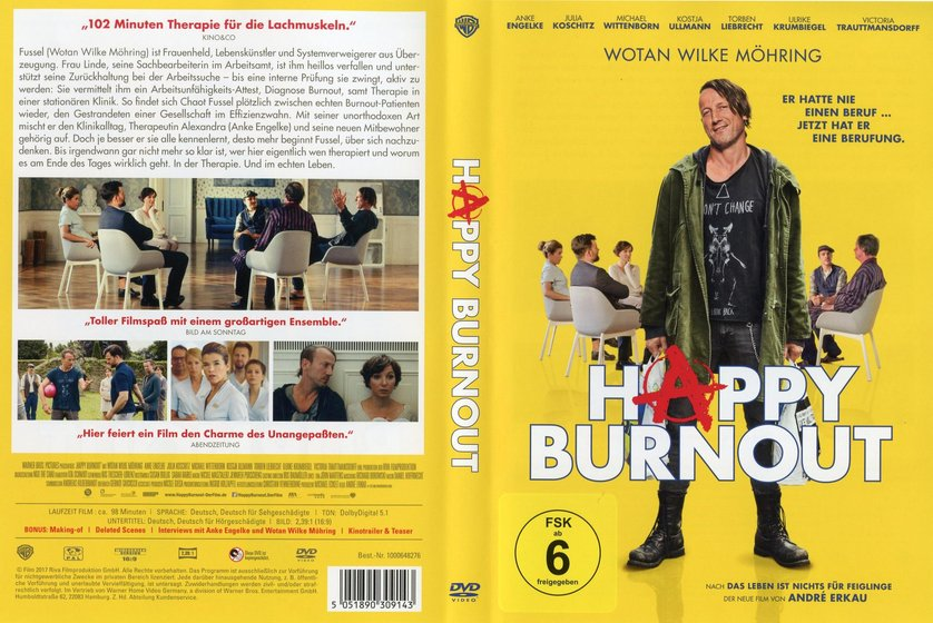 Happy Burnout Stream