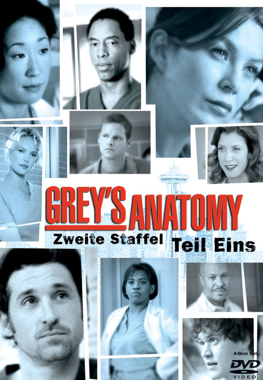 GreyS Anatomy Staffel 2