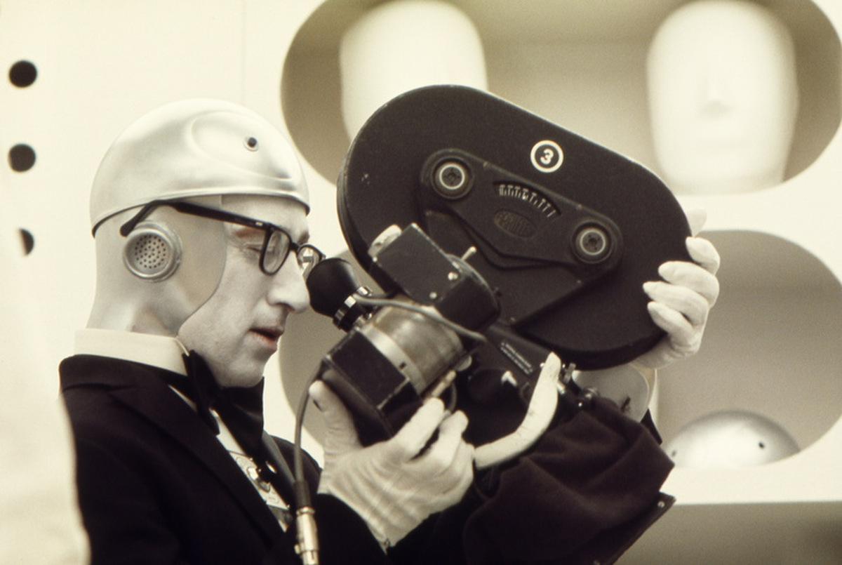 'Woody Allen - A Documentary' © NFP neue film produktion (USA 2012)
