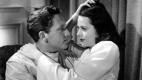 Hedy Lamarr & Spencer Tracy in 'Tortilla Flat' (1942) © NFP
