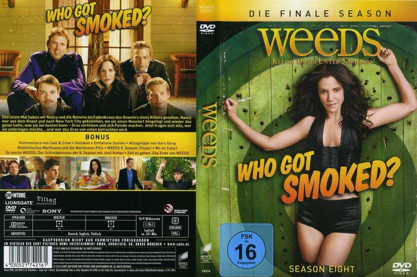 weeds staffel 4 deutsch