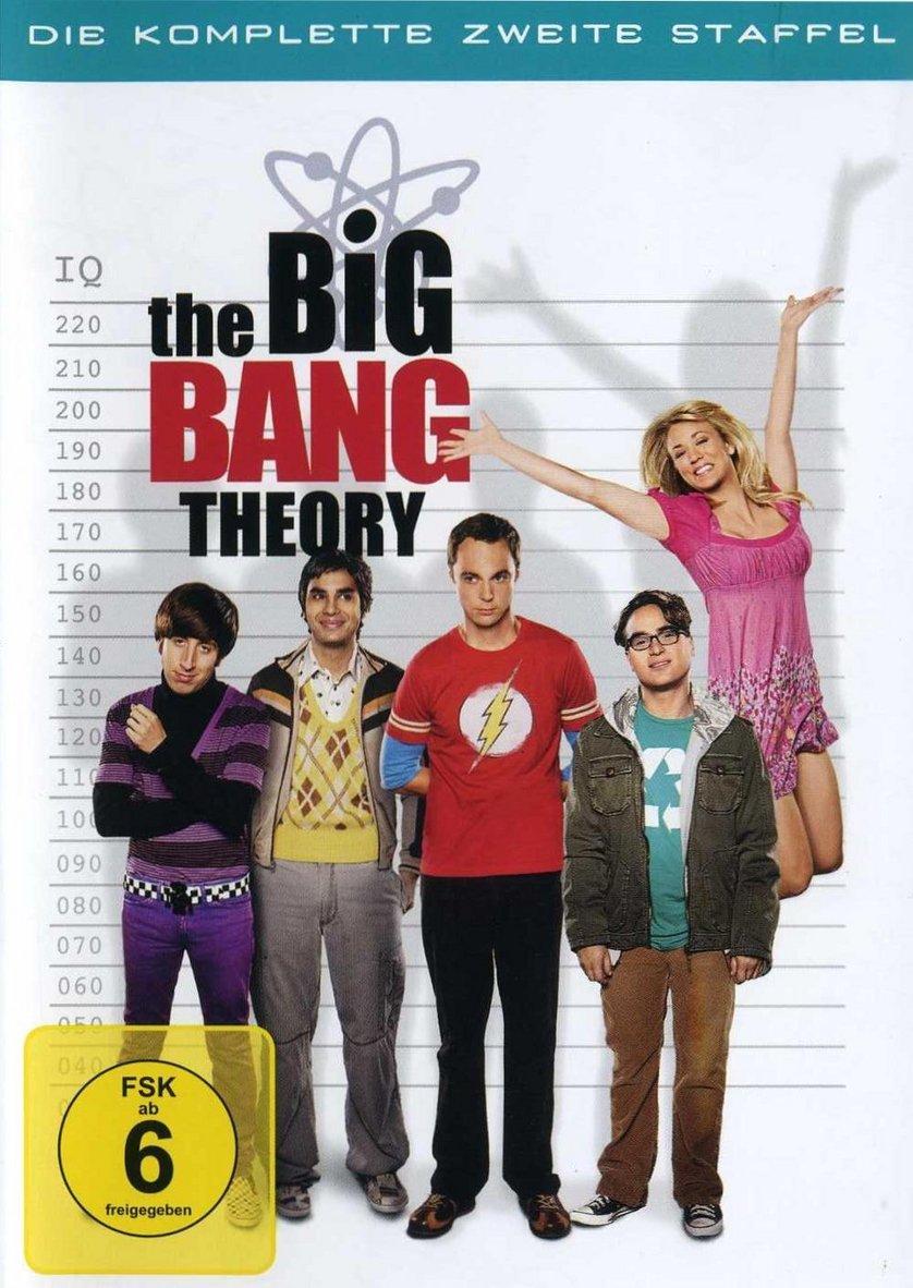 Big Bang Theory Staffel 1 Kostenlos Anschauen