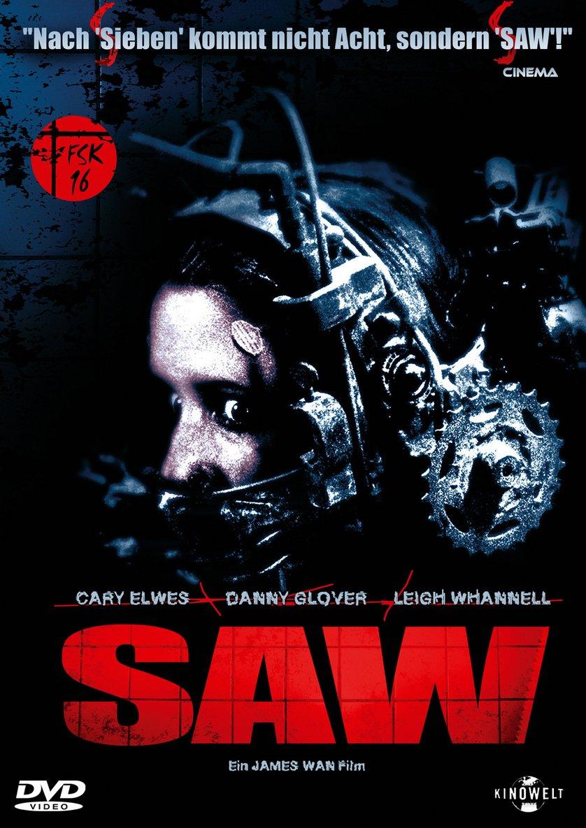 Saw: DVD oder Blu-ray leihen - VIDEOBUSTER.de