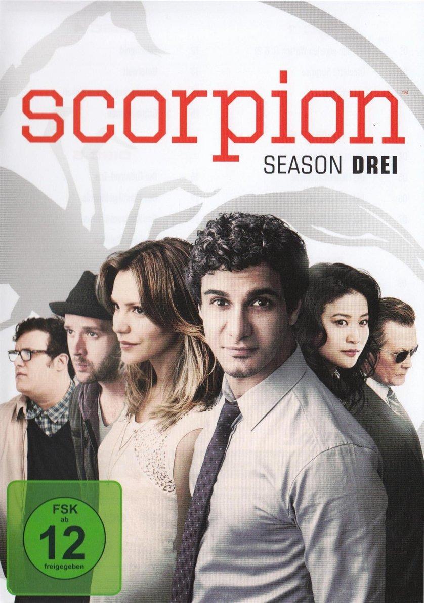 scorpion staffel 3