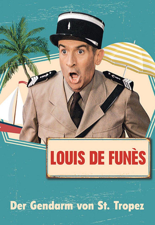 Der Gendarm von St. Tropez: DVD, Blu-ray oder VoD leihen