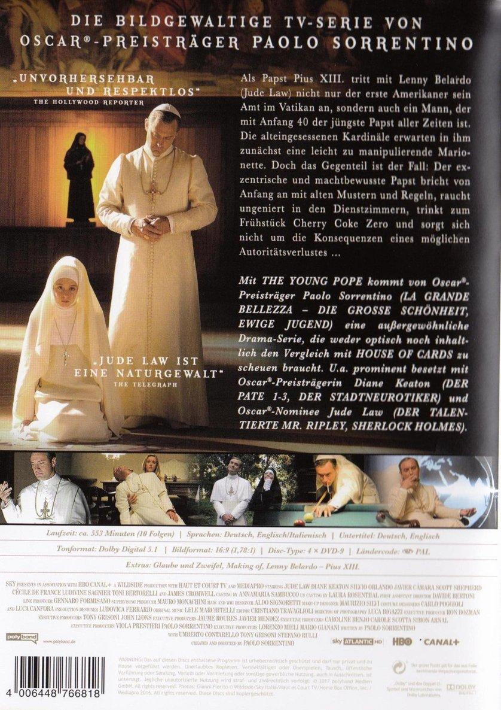 The Young Pope Stream Deutsch