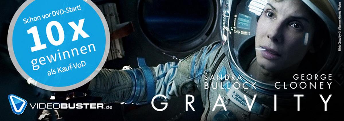 Gravity-Gewinnspiel: Gratis-Reisen ins Weltall zu gewinnen!