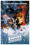 Star Wars The Empire Strikes Back powered by EMP (Poster)