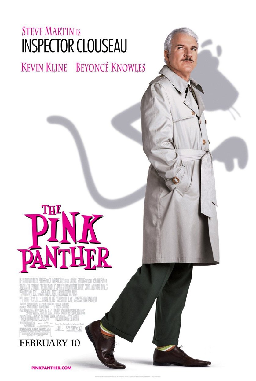 der rosa rote panther