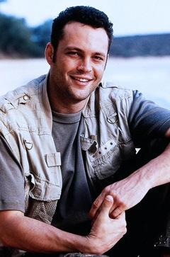 Vaughn 1997 im 'Jurassic Park'.