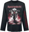 Iron Maiden Eddie Bike powered by EMP (Langarmshirt)