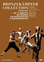 18 Kämpfer aus Bronze