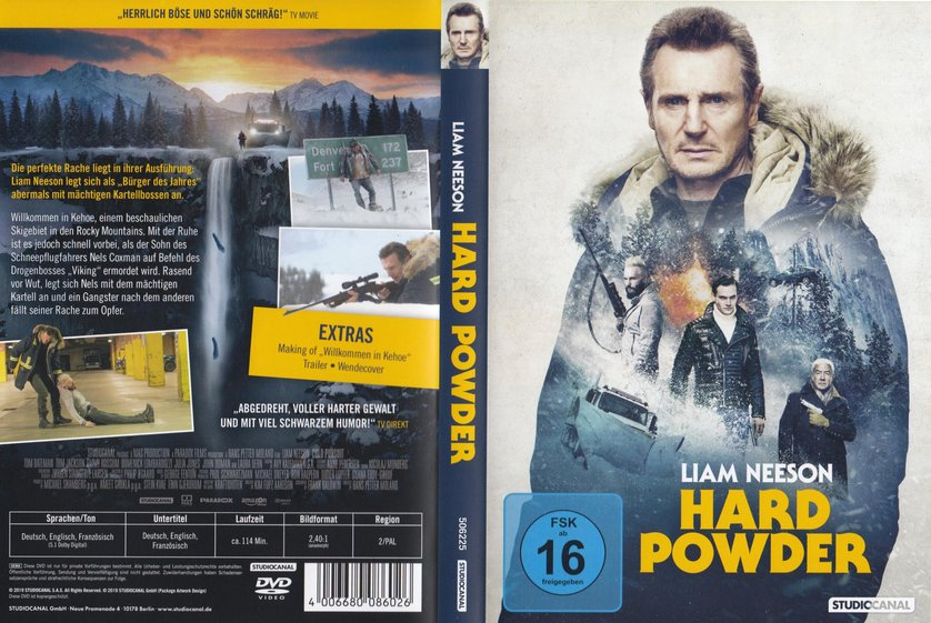 Hard Powder German Stream