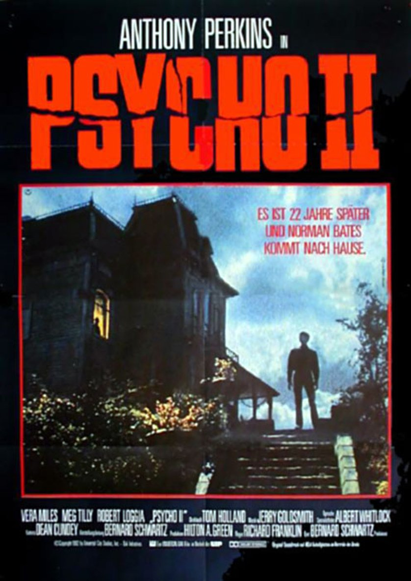 Psycho III movie times   local showtimes & theater listings