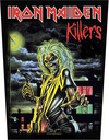 Iron Maiden Killers powered by EMP (Backpatch)