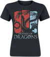 Game Of Thrones Mother Of Dragons powered by EMP (T-Shirt)
