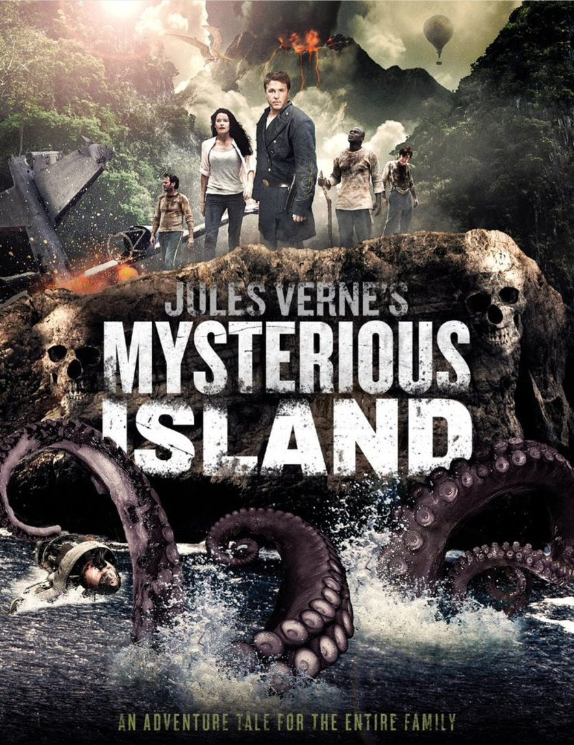 Die Geheimnisvolle Insel (Film)