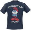 Die Schlümpfe Who´s Your Papa? powered by EMP (T-Shirt)
