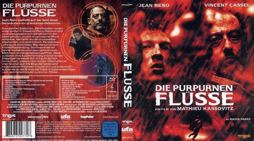 die purpurnen flüsse dvd