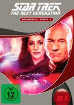 Star Trek - The Next Generation - Staffel 2