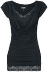 Black Premium by EMP Emma T-Shirt schwarz powered by EMP